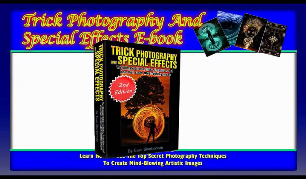 2nd download effects trick edition and ebook photography special
